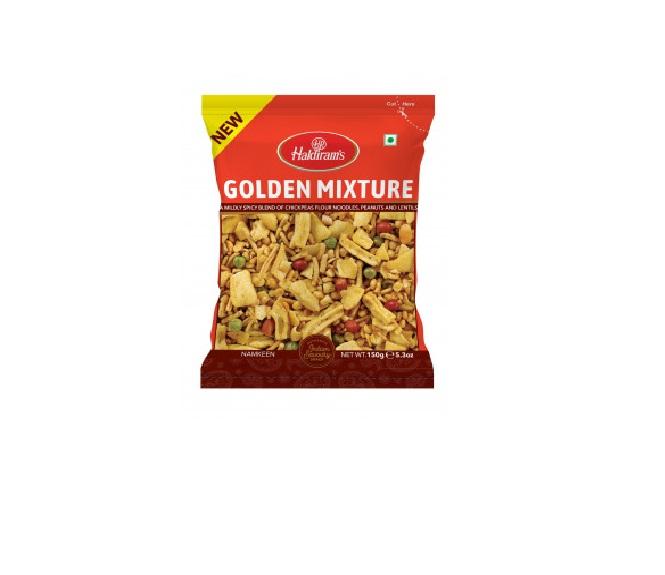 HALDIRAM GOLDEN MIXTURE 150G