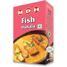 MDH FISH CURRY MASALA (100 GRAM)