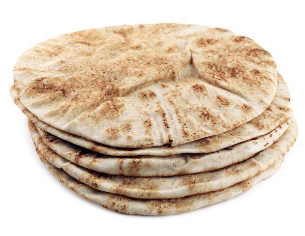 LEBANESE BREAD WHOLEMEAL(BROWN)