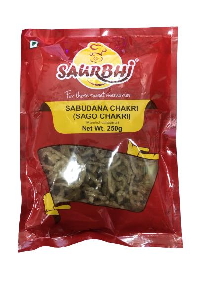 SAURBHI SABUDANA (SAGO) CHAKRI 250G