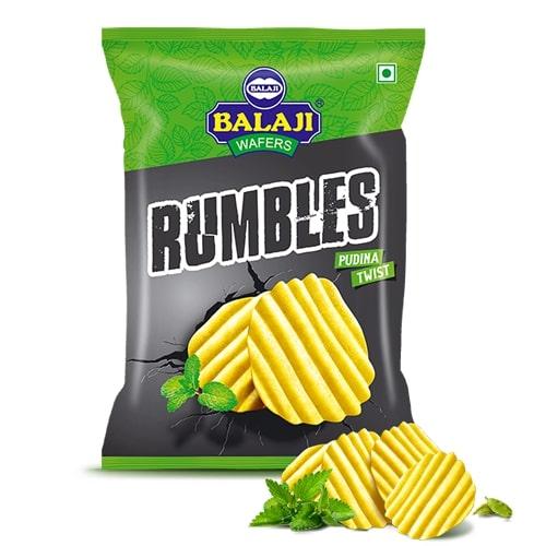 BALAJI RUMBLES WAFFERS
