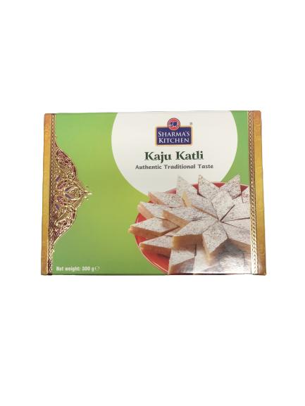 SHARMA KITCHEN KAJU KATLI (300 GRAM)