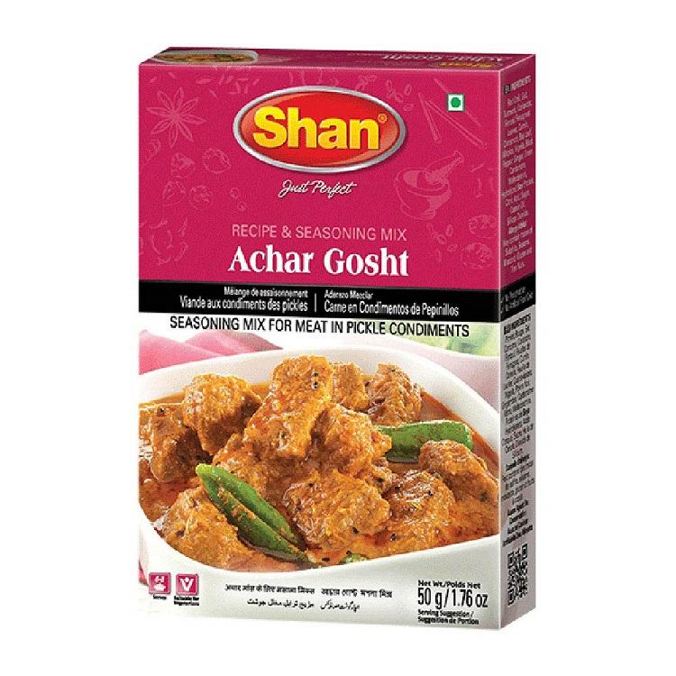 SHAN ACHAR GOSHT 50G