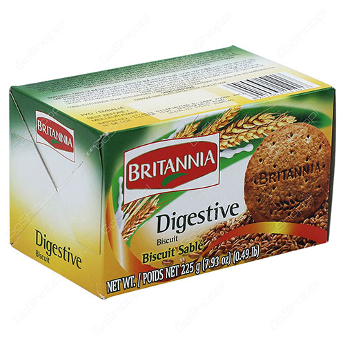 BRITANNIA DIGESTIVE 225 G