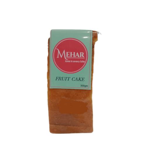 MEHAR FRUIT CAKE (300 GRAM)