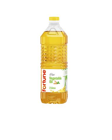 FORTUNE VEGETABLE OIL (2 LITRE)