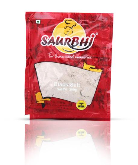 SAURBHI BLACK SALT 500G