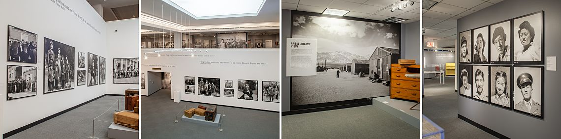 Large color calibrated prints for Museum Displays