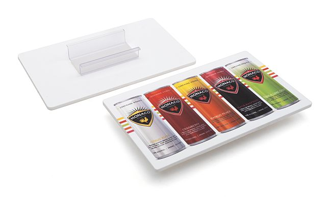 Sintra Shelf Talker - Premium look, cheap price
