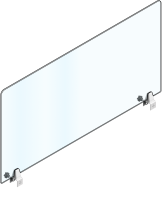 Partition Guard Protective Barrier