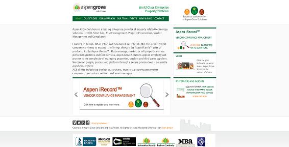 Aspen Grove Solutions
