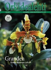 Orkidealehdet - Myydään ainoastaan tapahtumien yhteydessä. Tiedustele kirjastosta.