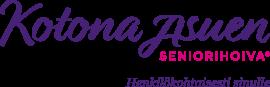 Kotona Asuen Seniorihoiva logo