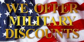 SUP Offers Military Discounts
