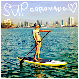 Girls love SUP Coronado
