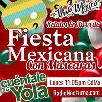 Fiesta Mexicana con BodyPaint -Cuéntale a la Yola