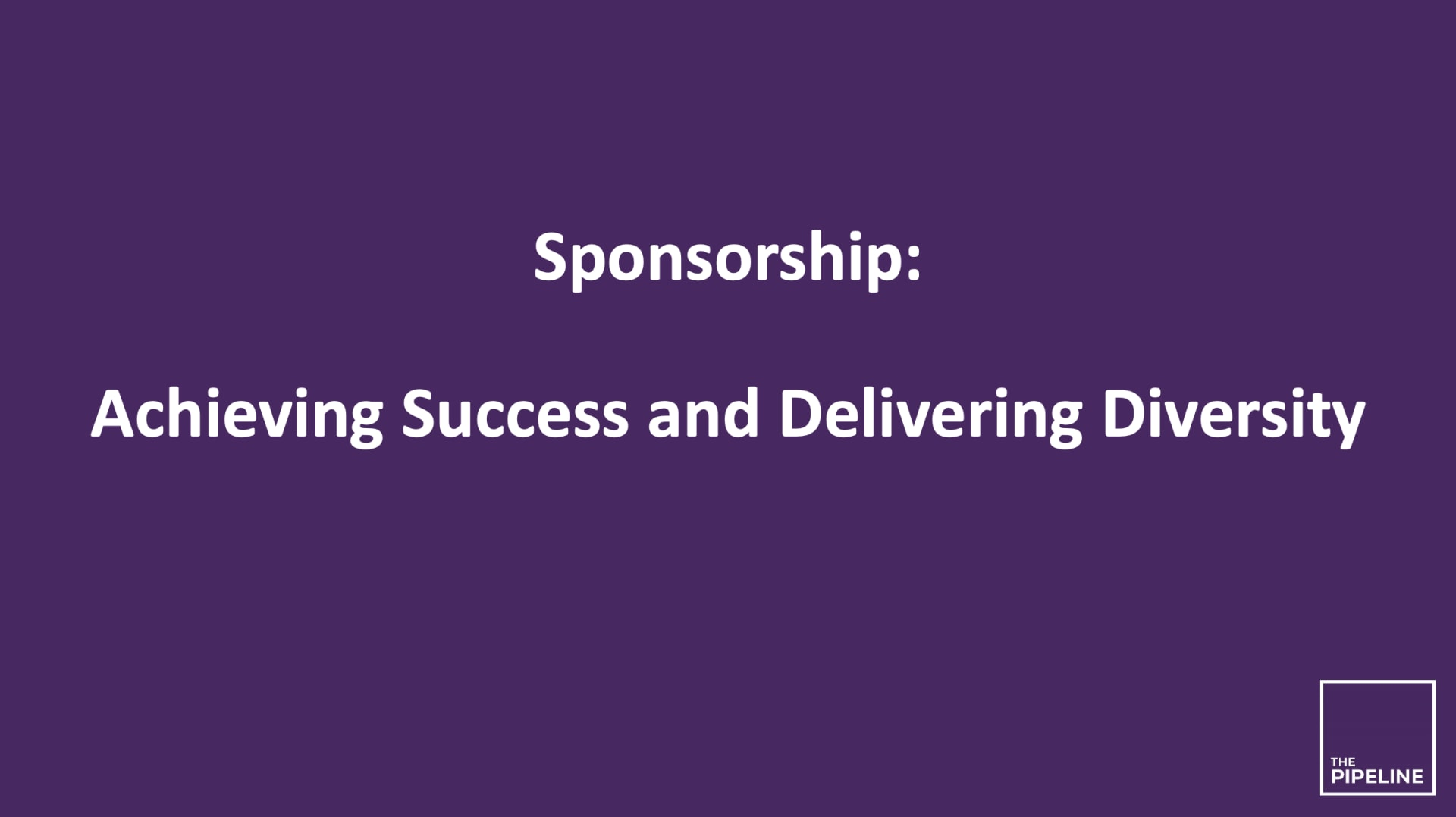 Sponsorship - Research Library