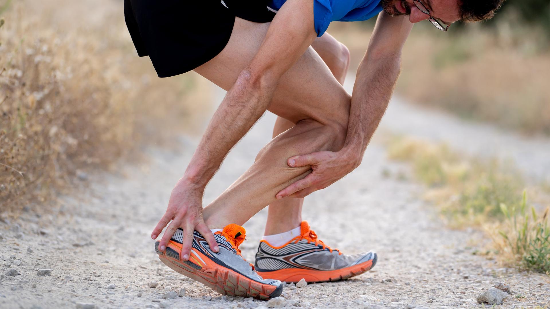Injuries Below the Knee