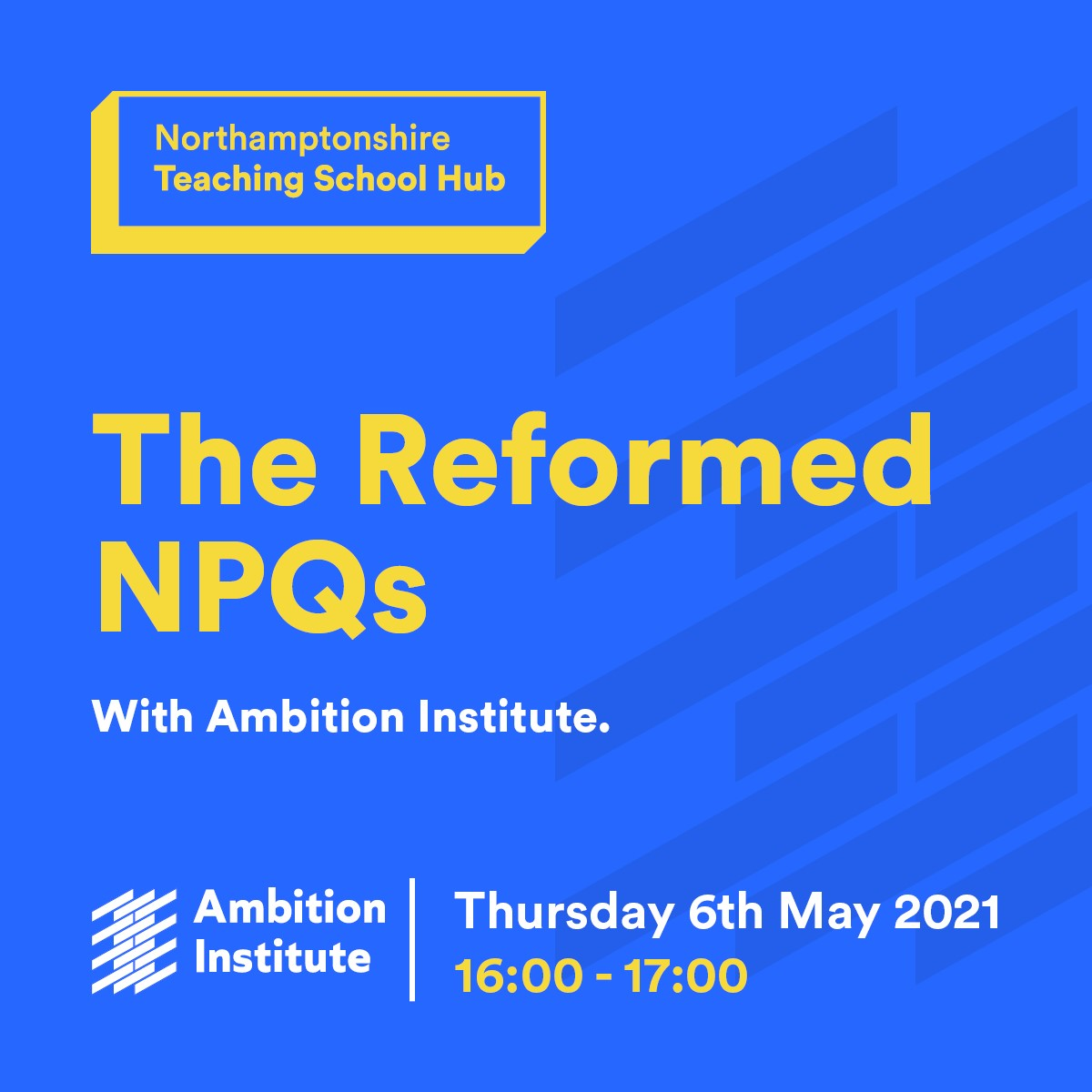 The Reformed NPQs