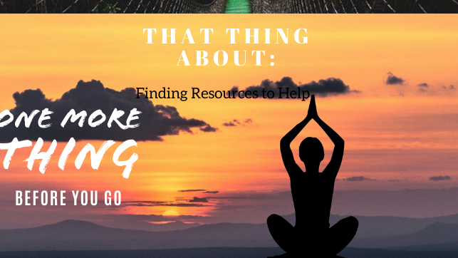 Resources to Help You Care for Your Mind and Body