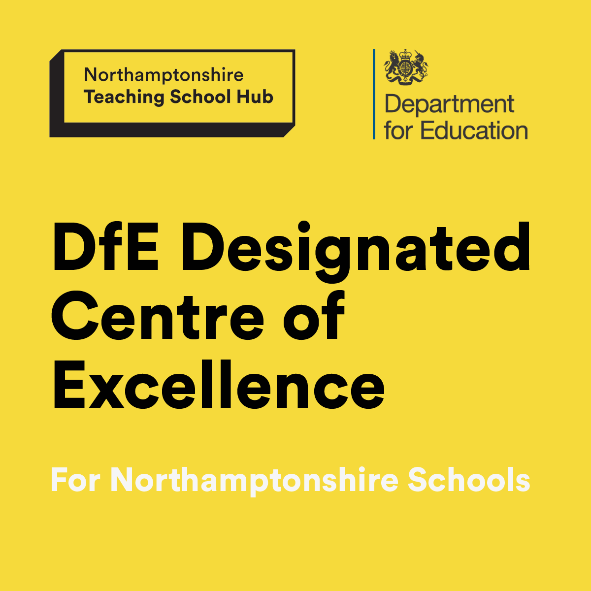 Serving the educational community of Northamptonshire.