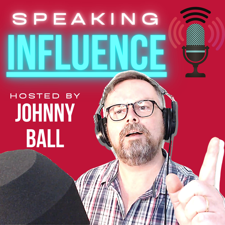 Meet podcast host and award winning speaker Johnny Ball