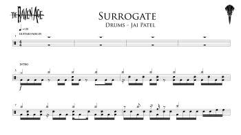 Surrogate - Drum Transcription