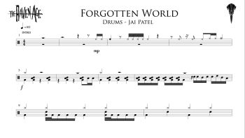 Forgotten World - Drum Transcription
