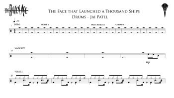 TFTLATS - Drum Transcription