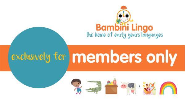 Bambini Lingo Club – Paid