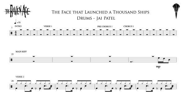TFTLATS - Drum Transcription