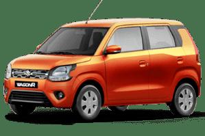 WAGON R Car Rent in Goa