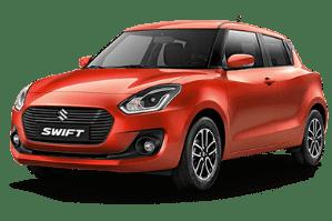 Swift on Rent in Goa  panjim