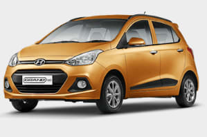 I10 GRAND AUTO Car on Rent in  panjim Goa