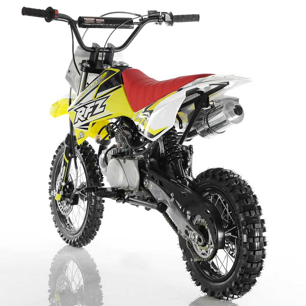 Apollo DB-X4 110cc Dirt Bike