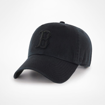 Clean Up Cap - Black