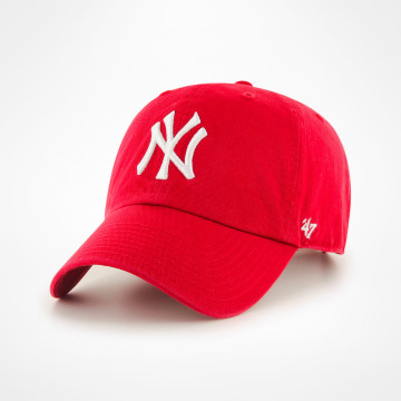 Clean Up Cap - Red