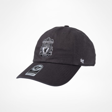 Crest Clean Up Cap - Charcoal