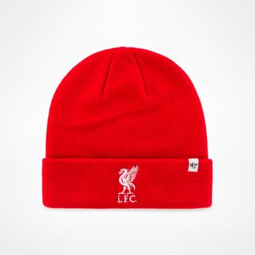 Cuff Knit Red