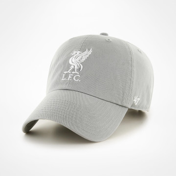 Liverbird Clean Up Cap - Light Grey