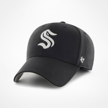 MVP Cap - Black/White