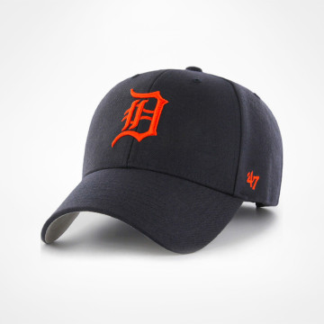 MVP Team Cap - Navy/Orange