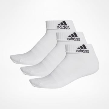 3-Pack Socks - White