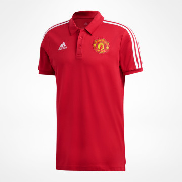 3S Polo Shirt - Red