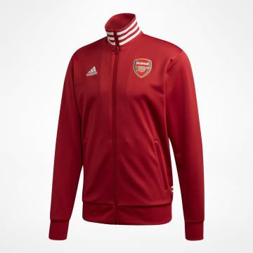 3S Track Top - Red