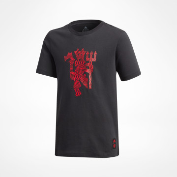 Graphic T-shirt Junior - Black