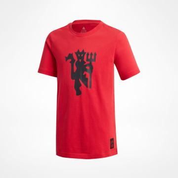 Graphic T-shirt Junior - Red