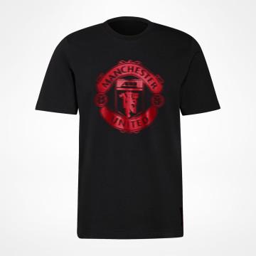 T-shirt MUFC - Svart