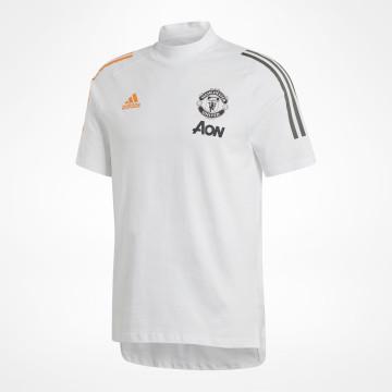 T-shirt MUFC - Vit