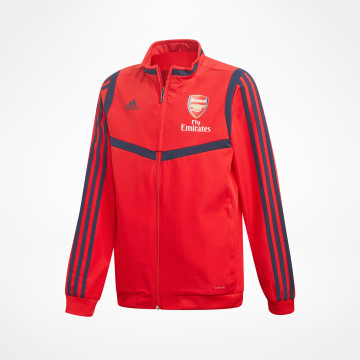 Presentation Jacket Junior - Red